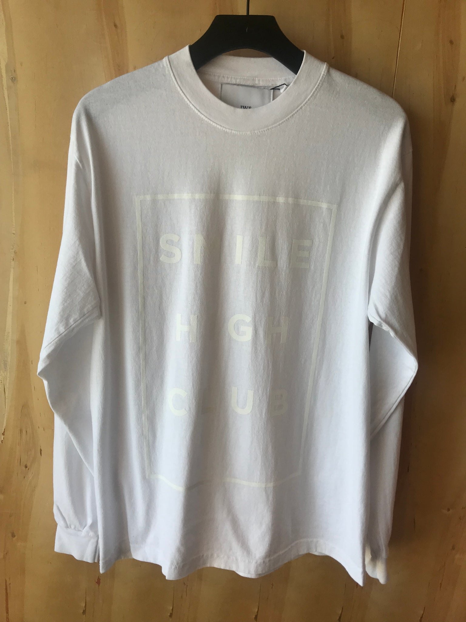 Smile High Club LS Tee