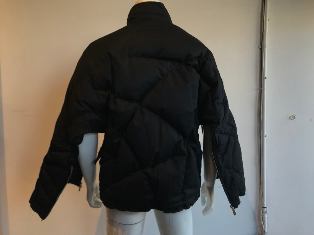 Raglan Short Down Jacket