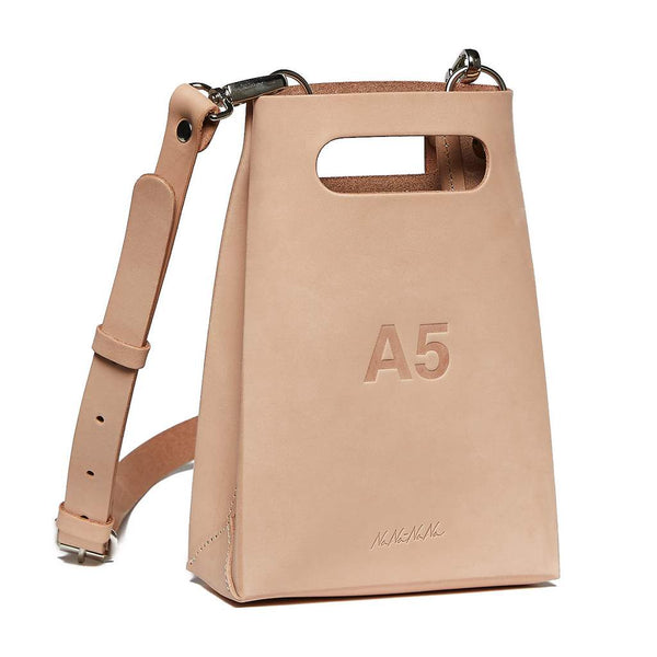 A5 Leather(Natural)
