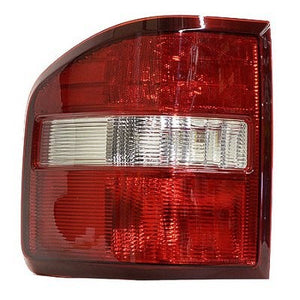 Ford F150 2004-2008  Tail light Lens and housing -Flareside - FO2800185