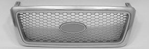 2004 - 2008 Ford F150 Chrome Grill