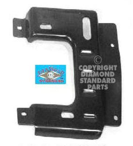 2004-2008 Ford F150 Front Bumper Mount Plate