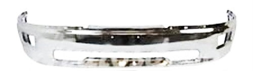 2009 - 2012 Dodge Ram 1500 front chrome bumper