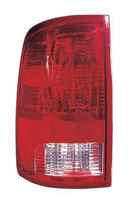 2009 - 2018 Dodge Ram 1500 2500 3500 Tail light CH2818124 / CH2819124