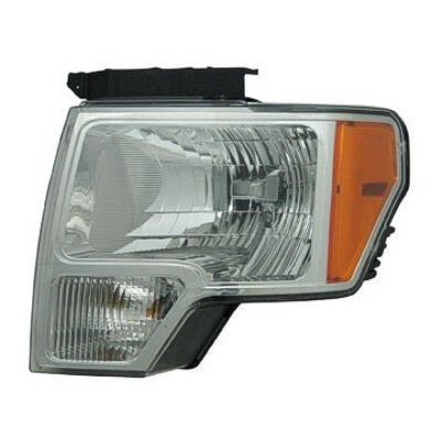 2009-2014 F150 Headlight