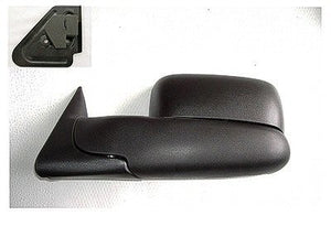 1998 - 2002 Dodge Ram Tow Mirrors with Power,  Heated and Backing plate