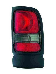 1994 - 2002 Dodge Ram Tail light Lens and Housing