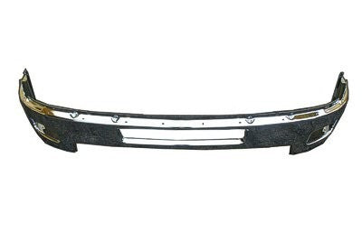 2011-2014 Silverado front bumper Chrome with Fog light holes (GM1002837)