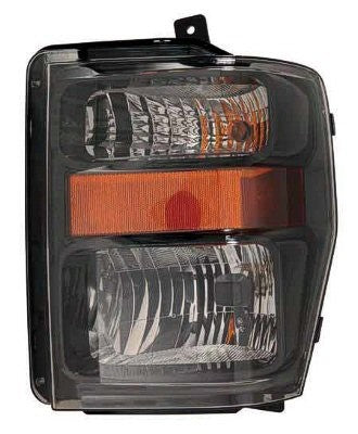 2008-2010 Ford F250 F350 Harley Davidson Edition Headlights