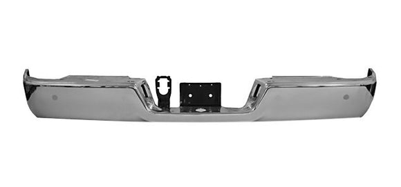 2010 - 2012 Dodge Ram 2500 3500 Rear bumper