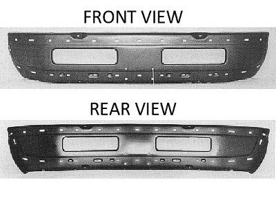 1994 - 2002 Dodge Ram Front bumper (not chrome)