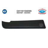 1994 - 2002 Dodge Ram Rear Step Pad