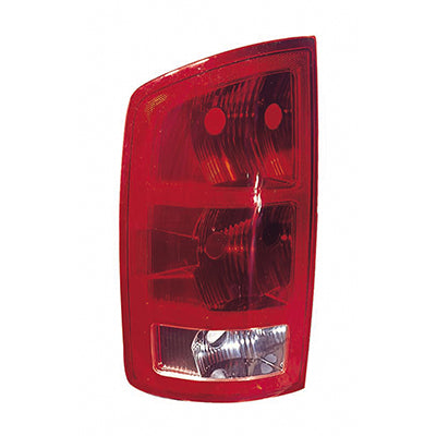 2002 - 2006 Dodge Ram 1500 2500 3500 Tail light