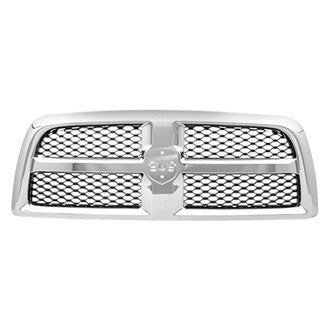 2013-2017 Dodge Ram 2500 3500 Chrome Grill with Black insert CH1200372