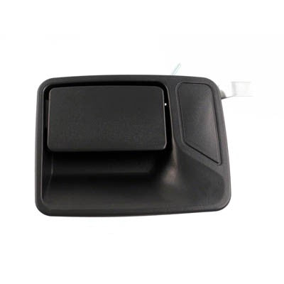Ford Super Duty Outer Door Handle - Rear Door Smooth Finish