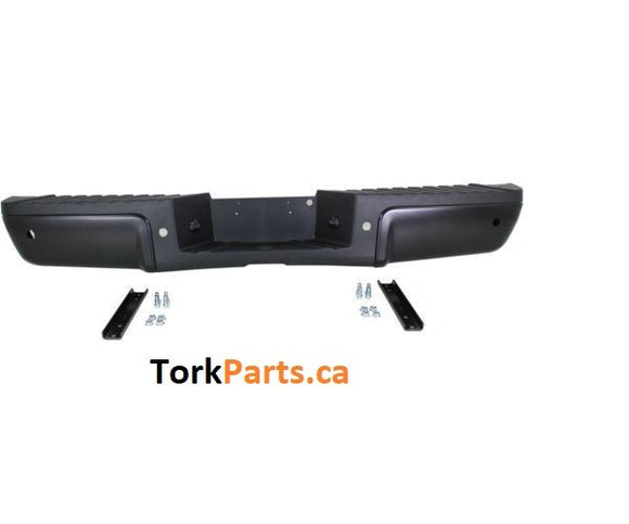2008 - 2012 Ford F250 F350 SuperDuty Rear Bumper Assembly (Paintable)  FO1103151