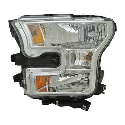 2015 - 2017 F150 Headlights