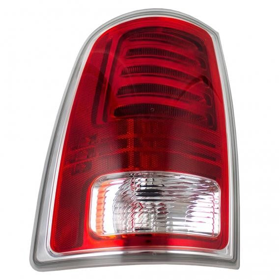 2013 - 2018 Dodge Ram 1500 2500 3500 LED Tail Light - Chrome CH2800203