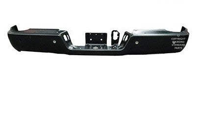 2013 - 2018 Ram 2500 3500 Rear Step bumper face bar - paintable with park sensor holes - CH1102377