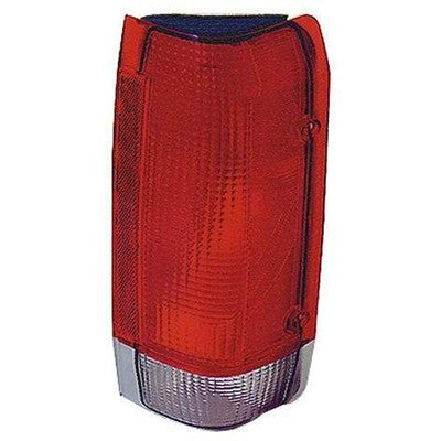 1987 - 1989 Ford Full size pickup tail light  FO2801103 / FO2801104
