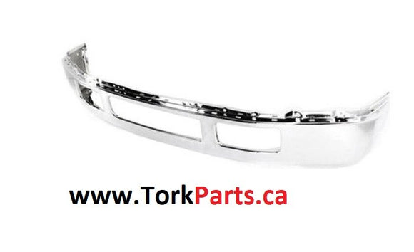 2005 2006 2007 Ford F250 F350 SuperDuty Front chrome bumper