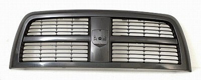 2010 - 2012 Dodge Ram 2500 3500 Sport Grill (Primed) - CH1200337