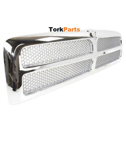 1994-2002 Dodge Ram Chrome Grill