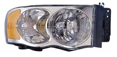 2002 - 2005 Dodge Ram headlight