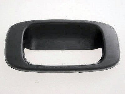 1999 - 2006 GMC Sierra Chev Silverado Tailgate Handle Textured Black  GM1916102