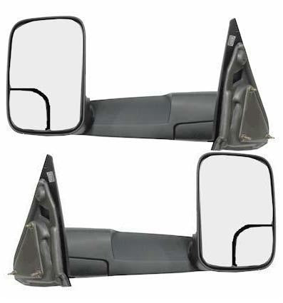 2002-2009 Dodge Ram Towing Mirrors with power and heat (Pair) CH1320228 / CH1321228