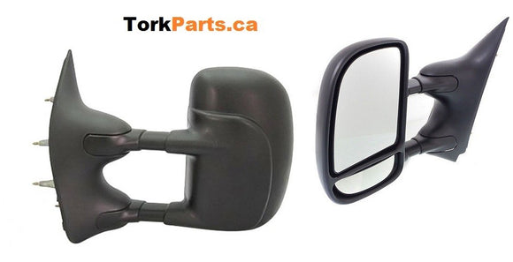 2010 - 2014 Ford Econoline Tow Mirror - Power