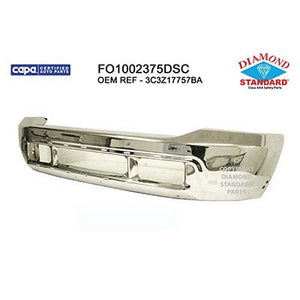 1999 - 2004 Ford F250 F350 F450 Front Chrome Bumper FO1002374