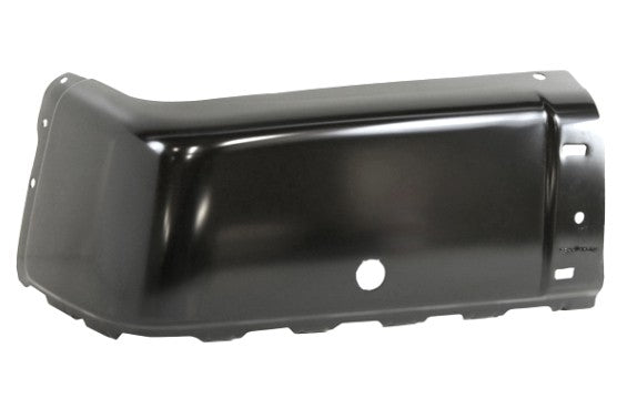 2007 - 2014 GMC Sierra /  Chev Silverado Rear bumper End caps - paintable '100102