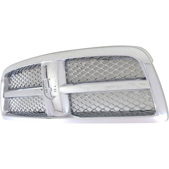 2009 2010 2011 2012 Dodge Ram 1500 All Chrome Grille CH1200326