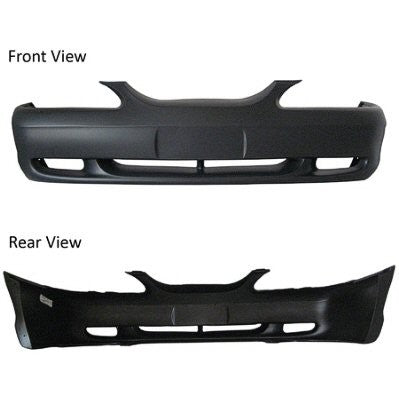 1994-1998 FORD MUSTANG FRONT BUMPER COVER
