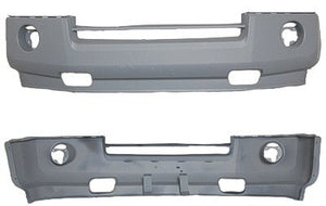 2007 - 2014 Ford Expedition Front Lower Bumper Cover - Primer  FO1000630