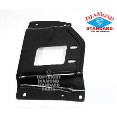 2001-2004 Ford F250 F350 Front bumper mount plate