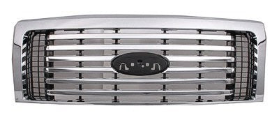 2009 - 2012 Ford F150 Chrome Billet style grille FO1200531