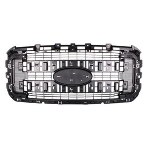 2011-2016 Ford F250 F350 F450 Center Grill