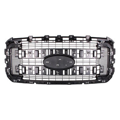 2011-2016 Ford F250 F350 F450 Center Grill '100352