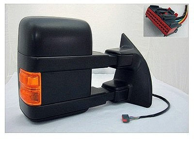 2008 - 2016 F250 F350 Tow Mirror Power with Signal FO1320342