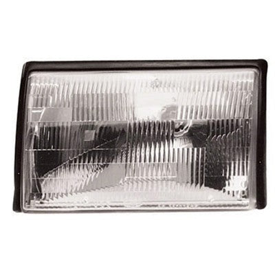 1987-1993 Ford Mustang Headlight assembly FO2502106 / FO2503106