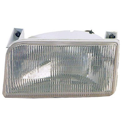 1992 - 1996 Ford F150 F250 F350 Headlight