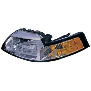 1999 - 2000 Ford Mustang Headlight
