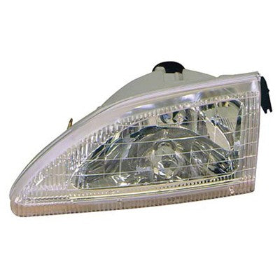 1994-1998 Ford Mustang Cobra head light assembly