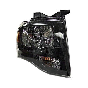 2007 - 2014 Ford Expedition Headlight - Black '5163513513