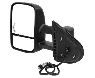 2007-2013 GMC Sierra / Chevrolet Silverado Tow Mirror power/heat/turn signal '100168