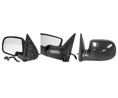 Yukon, Tahoe, Escalade, sierra, Silverado sideview mirror with power folding