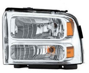 2005-2007 F250/F350 Headlight '3456