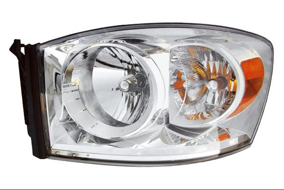 Dodge Ram Headlight 2006-2009 '100092